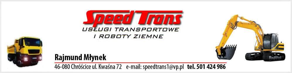 Speed Trans - Rajmund Mlynek