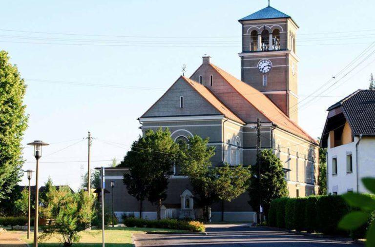 Kościół w Starych Siołkowicach