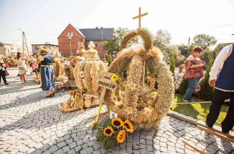 Dożynki krajowe 2016 w Starych Siołkowicach