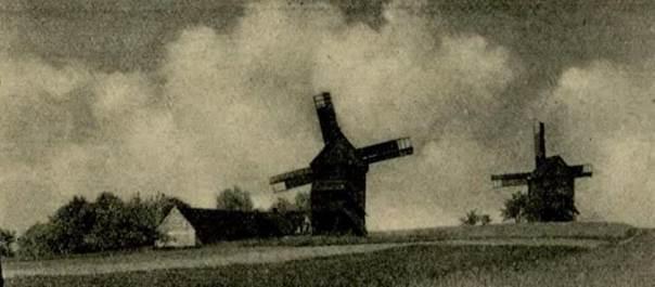 Siołkowickie wiatraki