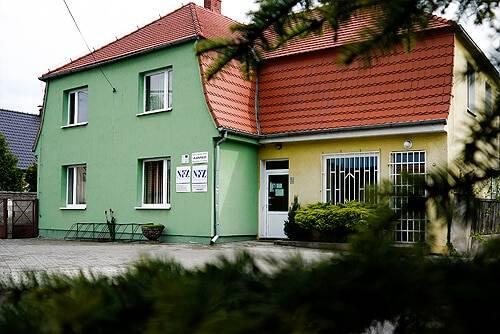 Ośrodek Zdrowia w Starych Siołkowicach