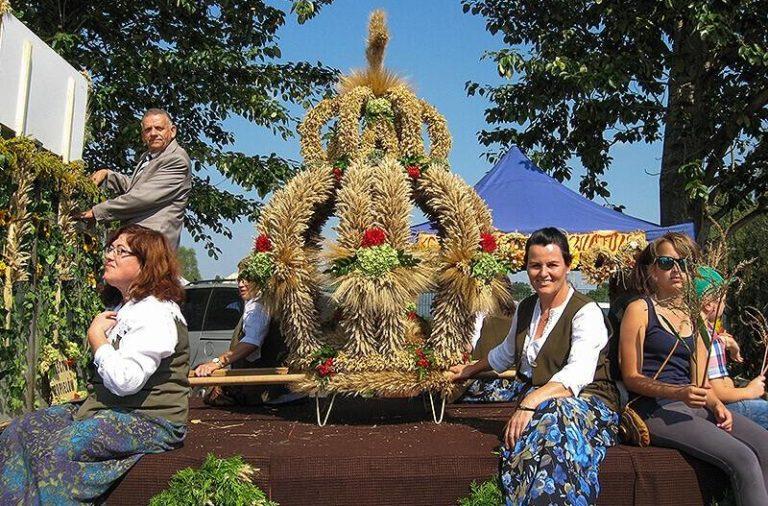 Dożynki na miarę Starych Siołkowic! Opolskie Dożynki Wojewódzkie 2014