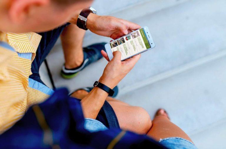 Aplikacja mobilna - Gmina Popielów