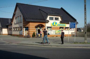 W Siołkowicach kręci się ekipa telewizyjna