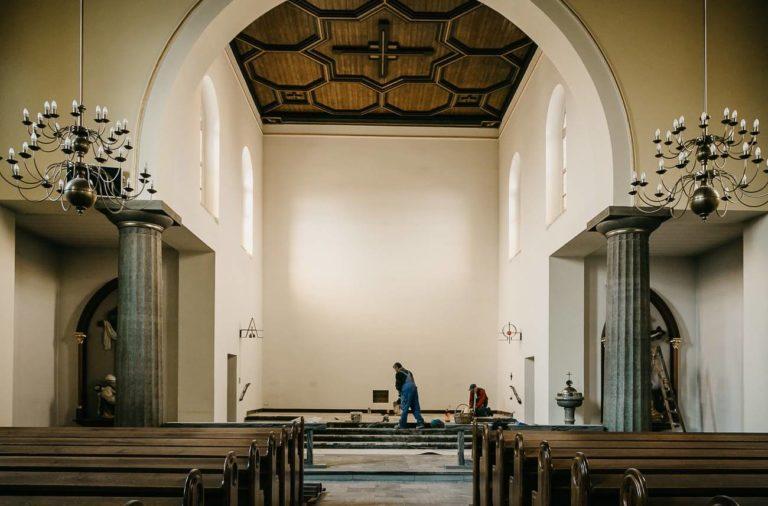 Rozpoczął się remont kościoła