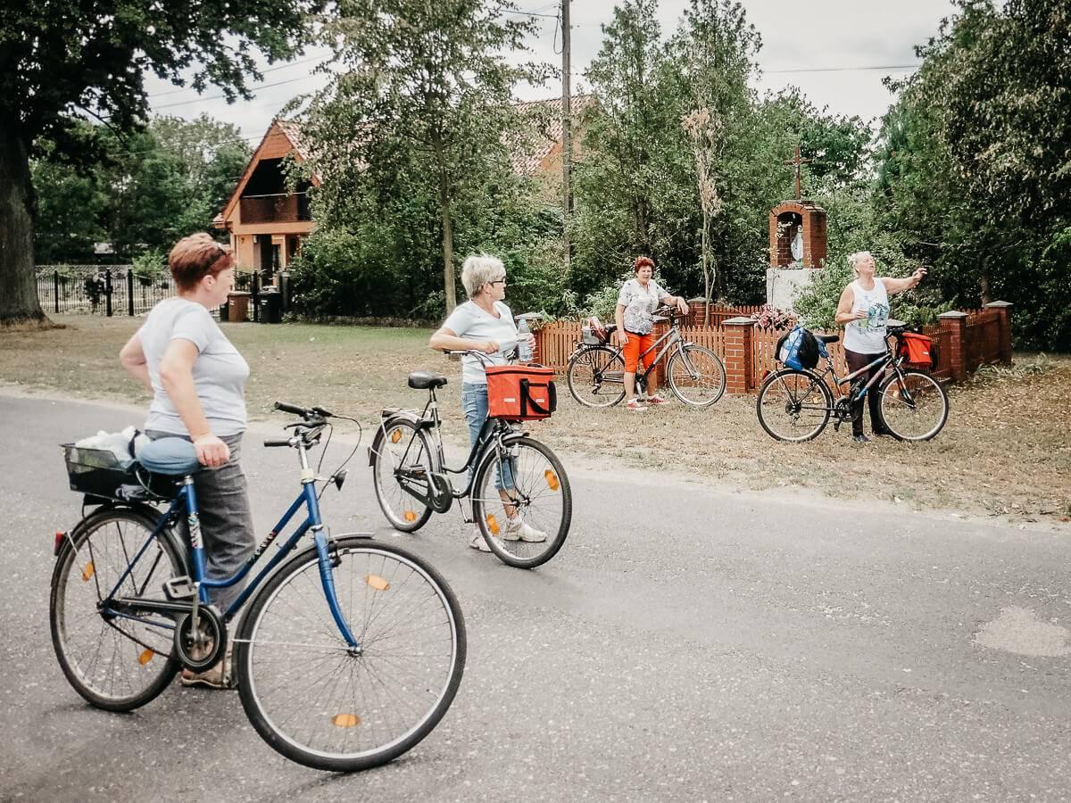Kółko rowerowe Stare Siołkowice