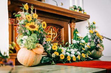 Dożynki parafialne w odnowionej świątyni stare siołkowice