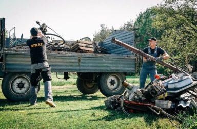 Oddaj złom by pomóc strażakom z OSP Stare Siołkowice