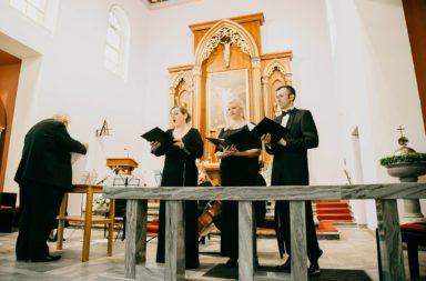Szykuje się uroczysty koncert w naszym kościele - stare siolkowice