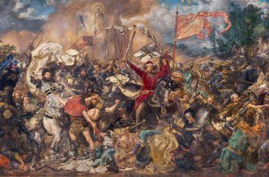 Jan Matejko - Bitwa pod Grunwaldem