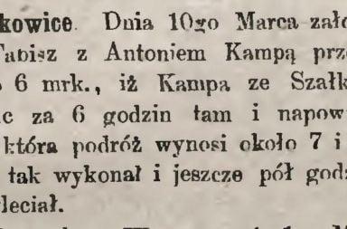 10-03-1883r. Kto pobije rekord Haćki?