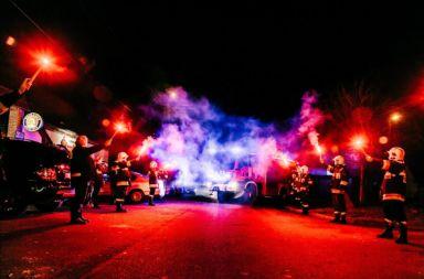 [Film] Powitanie nowego samochodu ratowniczo – gaśniczego OSP Stare Siołkowice