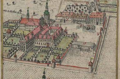 Kloster-Czarnowanz - Friedrich Bernhard Wernher