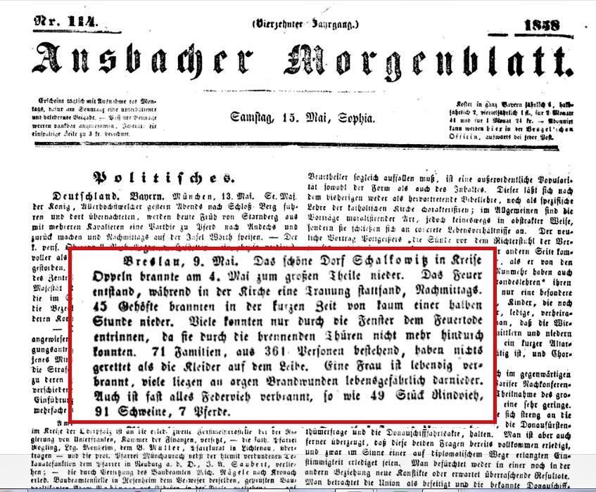 Ansbacher 15.05.1858 r. -