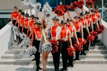 Euforia reprezentowała Polskę na Mistrzostwach Europy Mażoretek 2019