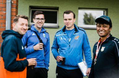 Premierowy Turniej Piłkarski o Puchar Wójta Gminy Popielów