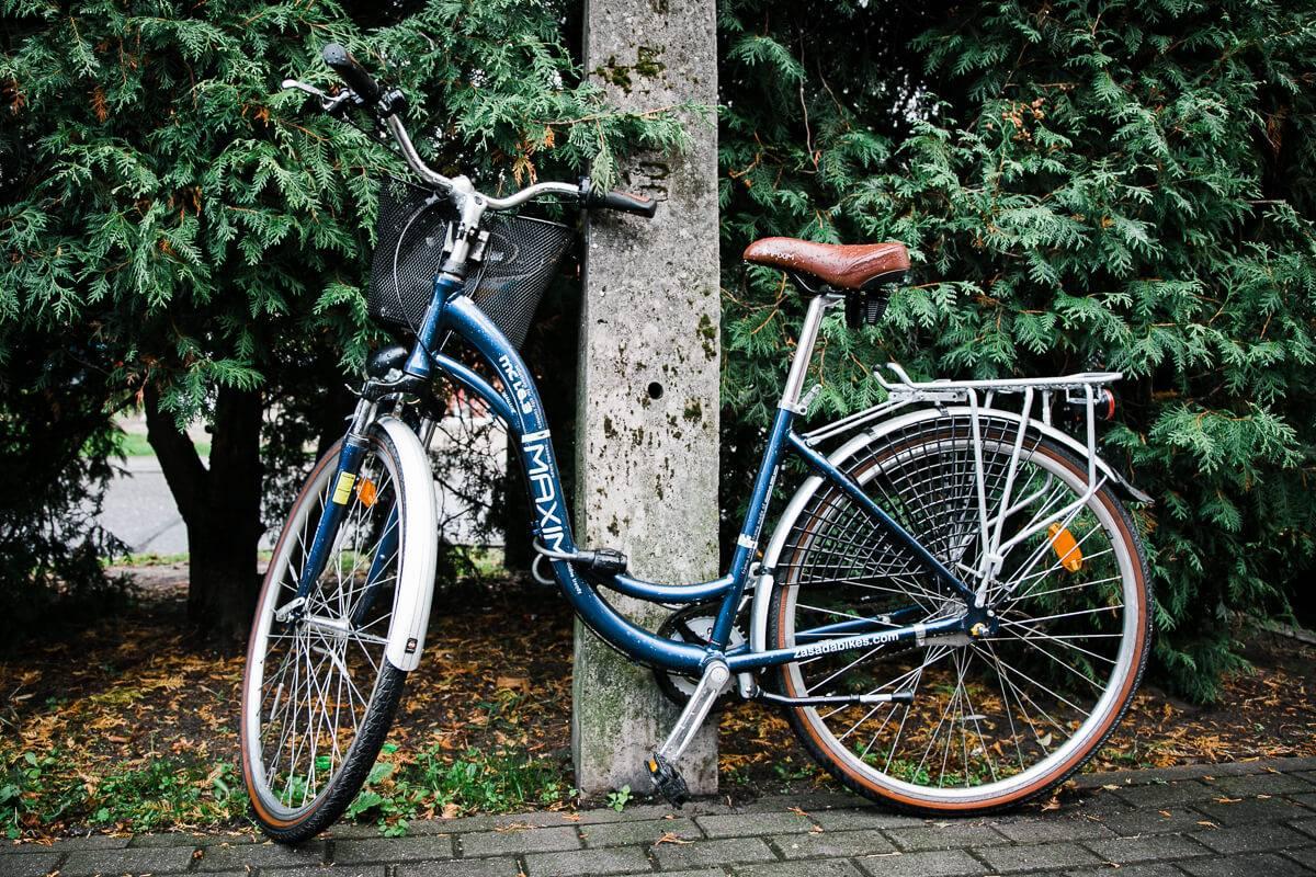 Kto zapomniał o rowerze