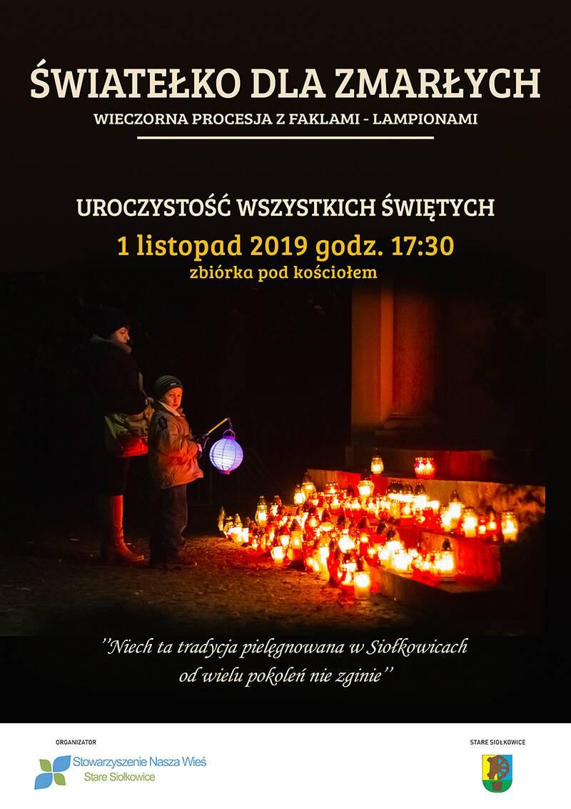 Fakla - Światełko dla zmarłych Stare Siołkowice