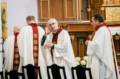 Dziś podziękowaliśmy ks. Gerardowi Fuhlowi za 27 lat jego proboszczowskiej służby w Starych Siołkowicach!