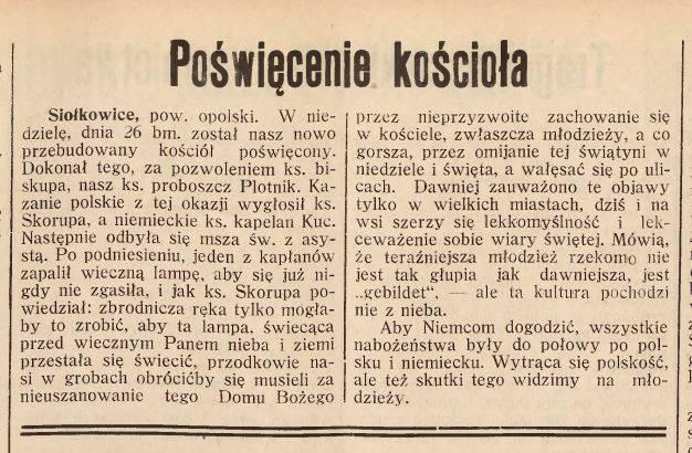 Nowiny-Codzienne 29-11-1933 r.