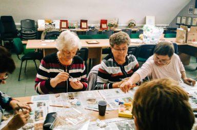 Stare Siołkowice ma samych aktywnych i kreatywnych seniorów!