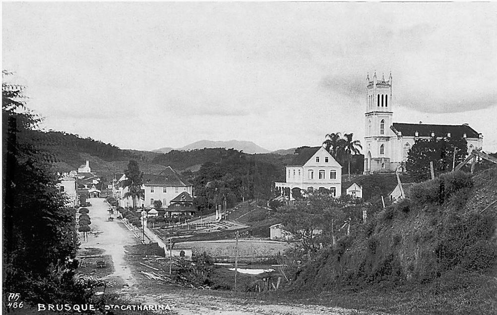 Borsque - miejsce, w którym osiadło pierwszych 16 rodzin
