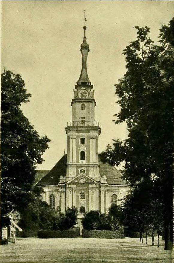 Kościół ewangelicki Księżnej Zofii w Pokoju (bud. 1765 - 1775)