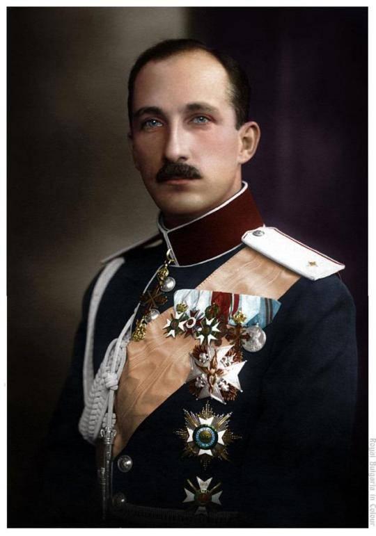 Car Bułgarii Borys III  (1894 - 1943)
