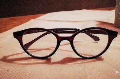 Kto zgubił okulary na sobotniej zabawie