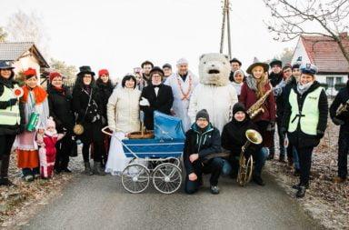 Weekend w Starych Siołkowicach pod znakiem niedźwiedzia!