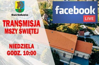 Będzie transmisja na żywo z niedzielnej mszy z kościoła w Starych Siołkowicach!