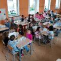Przedszkolacy ze Starych Siołkowicach przesyłają ogromne podziękowania za pomoc w urządzeniu jadalni przedszkolnej!
