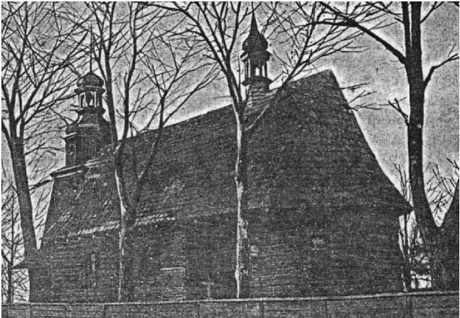 Kościół pod wezwaniem Matki Bożej w Pawłowie