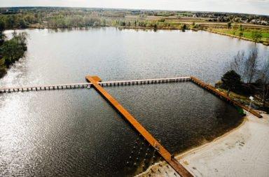 Kąpielisko w Nowych Siołkowicach robi wrażenie