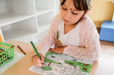 Siołkowice przedszkolaki wzięły udział w spotkaniu online z Archiwum Państwowego w Opolu