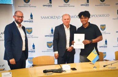 Filipe Felix - KS Inter Siołkowice otrzymał dofinansowanie na organizację turnieju piłkarskiego