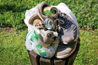 Czy ktoś pomylił kosze na śmieci