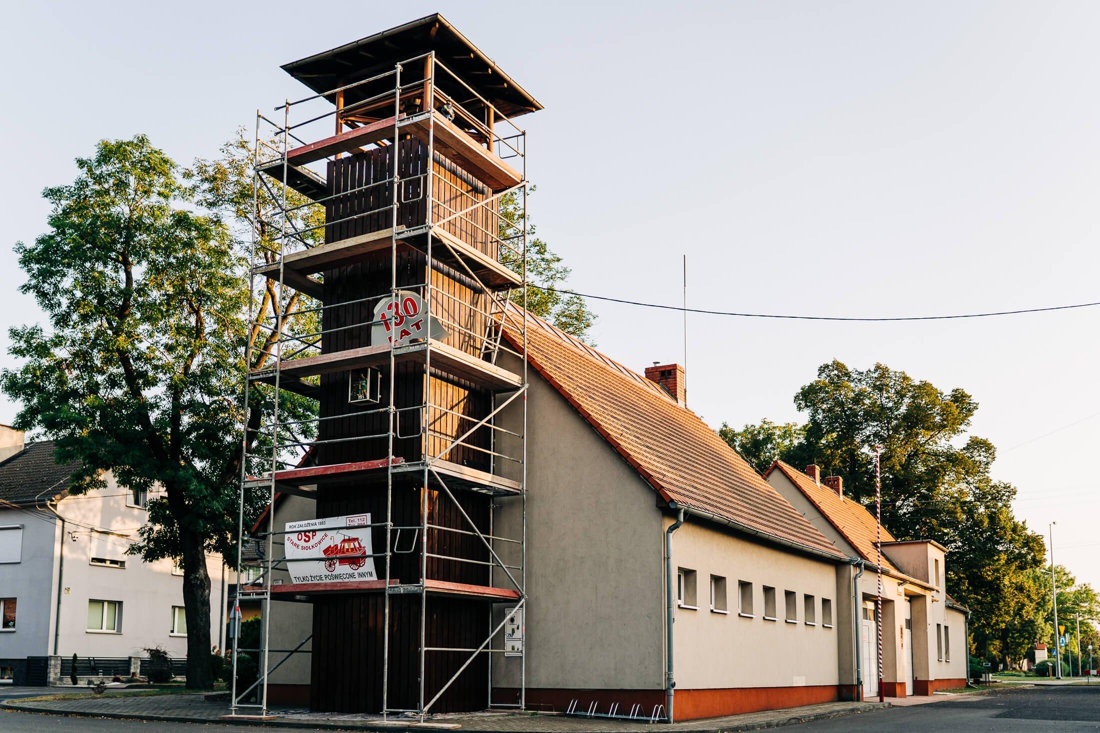 Kolejne inwestycje w Starych Siołkowicach sfinalizowane