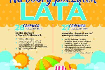 Rusza sezon na kąpielisku w Nowych Siołkowicach