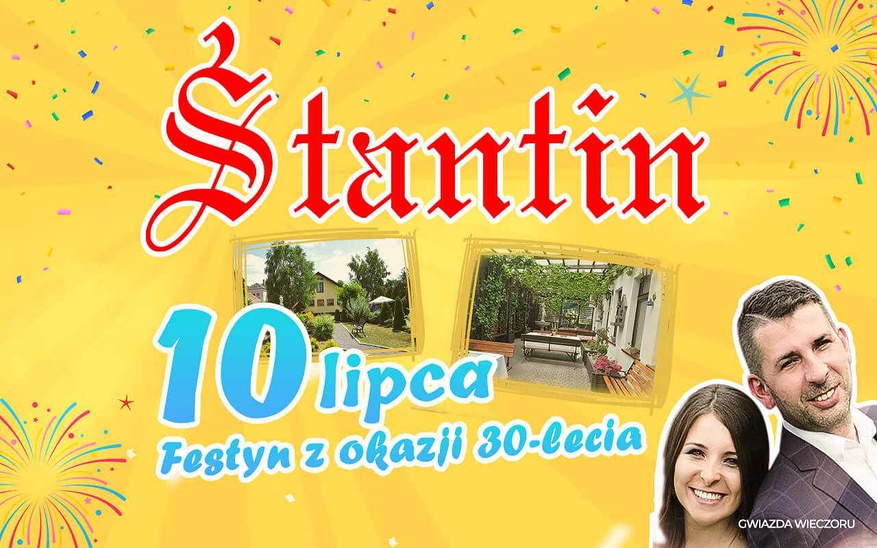 Restauracja Śtantin świętuje swoje 30 urodziny